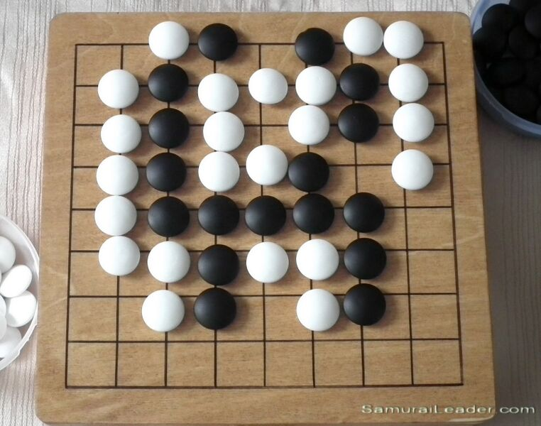 Fájl:Game of go baduk weichi on 9x9 board.jpg